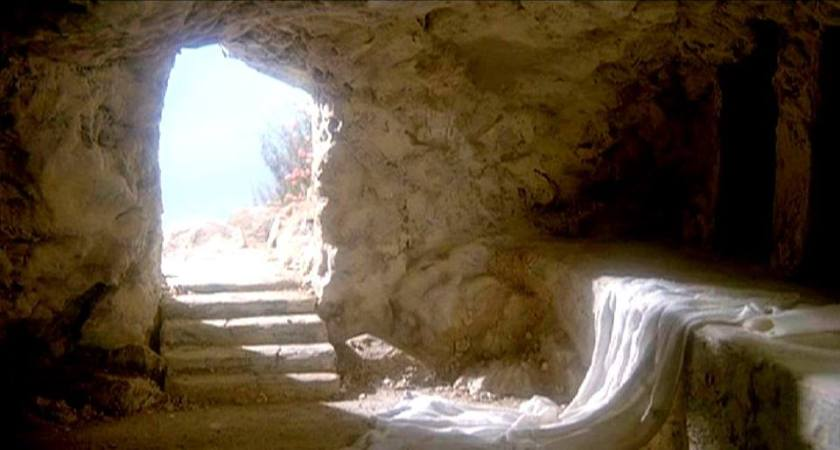 Easter – Empty Tomb
